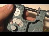 Как пользоваться микрометром - 2013