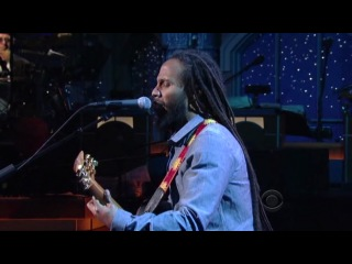 Ziggy Marley - Blowin' in the Wind (Bob Dylan cover)